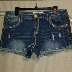 Hydraulic Gramercy Jean Shorts